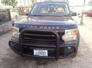 Land Rover Lr3 2006 HSE Blue | Cars for sale in Lagos State, Ikeja