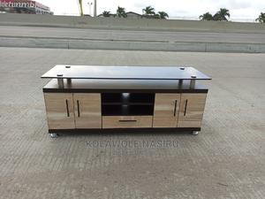 4ft T v Stand With Class | Furniture for sale in Lagos State, Mushin