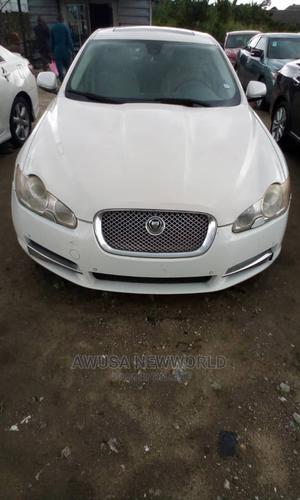 Jaguar XF 2009 White   Cars for sale in Delta State, Warri
