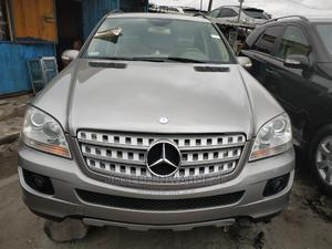 Mercedes-Benz M Class 2007 ML 350 4Matic Brown   Cars for sale in Lagos State, Amuwo-Odofin