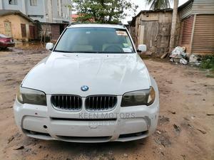BMW X3 2006 3.0i White | Cars for sale in Ogun State, Ado-Odo/Ota