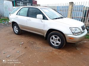 Lexus RX 2001 300 White | Cars for sale in Lagos State, Alimosho