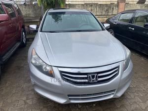 Honda Accord 2010 Sedan EX Silver | Cars for sale in Lagos State, Mushin