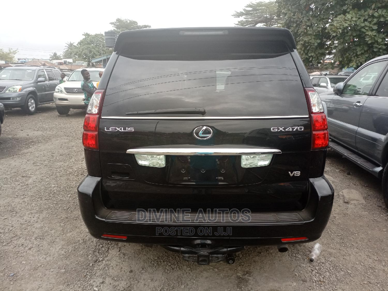 Lexus GX 2009 470 Black | Cars for sale in Apapa, Lagos State, Nigeria