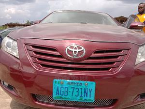 Toyota Camry 2007 Red   Cars for sale in Rivers State, Port-Harcourt