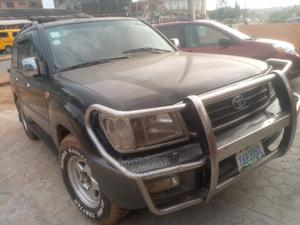 Toyota Land Cruiser Prado 2007 2.7 I 16V Black | Cars for sale in Lagos State, Ejigbo