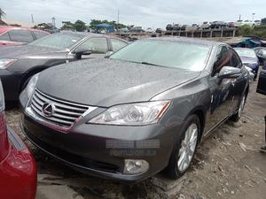 Lexus ES 2012 Gray   Cars for sale in Lagos State, Apapa