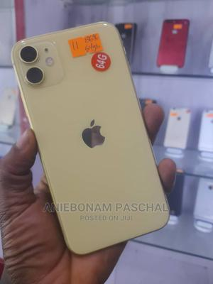Apple iPhone 11 64 GB Gold   Mobile Phones for sale in Lagos State, Ikeja