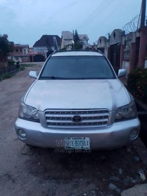 Toyota Highlander 2004 Limited V6 4x4 Silver   Cars for sale in Lagos State, Amuwo-Odofin