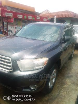 Toyota Highlander 2010 Limited Brown | Cars for sale in Lagos State, Ejigbo