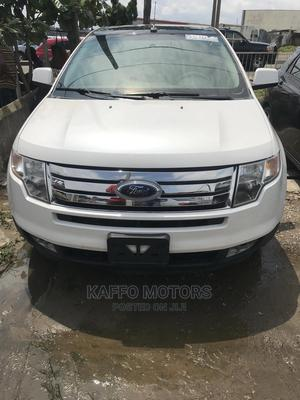 Ford Edge 2010 Off White   Cars for sale in Lagos State, Ikeja