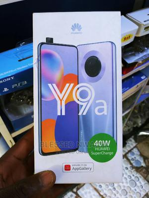 Huawei Y9a 128 GB Blue | Mobile Phones for sale in Abuja (FCT) State, Maitama