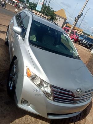 Toyota Venza 2009 V6 Silver | Cars for sale in Enugu State, Nsukka
