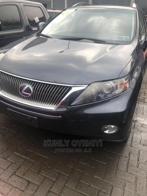 Lexus RX 2011 450h Gray   Cars for sale in Lagos State, Ojodu