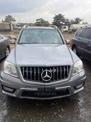 Mercedes-Benz GLK-Class 2010 350 4MATIC Gray | Cars for sale in Lagos State, Ojodu