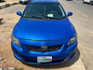 Toyota Corolla 2010 Blue   Cars for sale in Lagos State, Ajah