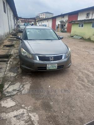 Honda Accord 2008 2.4 EX-L Automatic Gray | Cars for sale in Lagos State, Ikeja