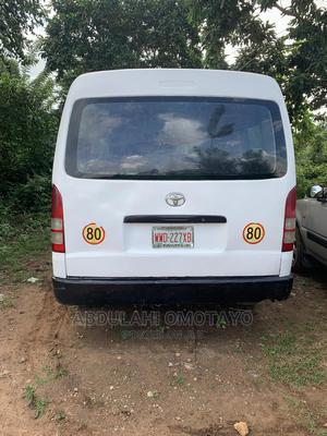 Toyota HiAce 2012 White | Buses & Microbuses for sale in Osun State, Osogbo