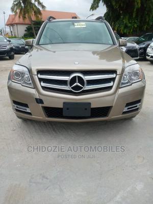 Mercedes-Benz GLK-Class 2010 350 4MATIC Gold   Cars for sale in Lagos State, Amuwo-Odofin