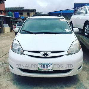 Toyota Sienna 2007 XLE Limited 4WD White | Cars for sale in Lagos State, Alimosho