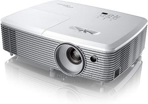 Optoma W400, WXGA 4000 ANSI Lumens, 3D Ready DLP Projector, | TV & DVD Equipment for sale in Lagos State, Ikeja