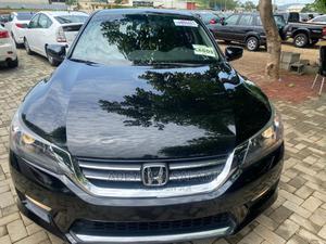 Honda Accord 2014 Black | Cars for sale in Abuja (FCT) State, Gwarinpa