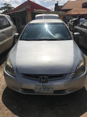 Honda Accord 2003 Automatic Silver | Cars for sale in Ondo State, Ondo / Ondo State