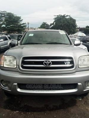 Toyota Sequoia 2004 Gray | Cars for sale in Lagos State, Apapa