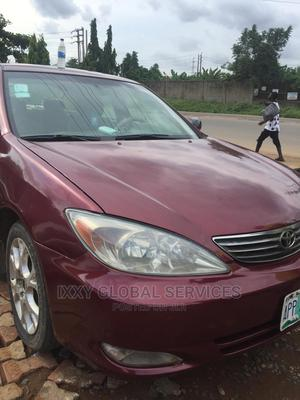 Toyota Camry 2003 Red | Cars for sale in Lagos State, Alimosho