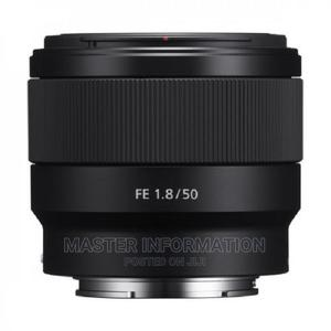 Sony Fe 50mm F1.8 Lens   Accessories & Supplies for Electronics for sale in Lagos State, Ikeja