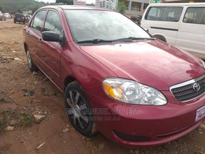 Toyota Corolla 2006 Red | Cars for sale in Abuja (FCT) State, Karu