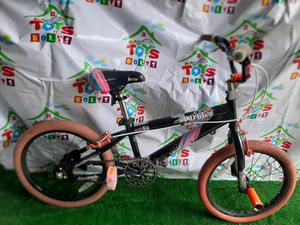 Size 20 Childrens Bicycle With Stunt Stand and Fat Tyre | Toys for sale in Lagos State, Ikeja