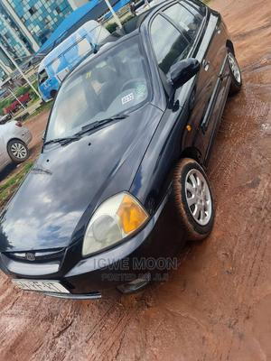 Kia Rio 2008 1.5 LS Black | Cars for sale in Abuja (FCT) State, Central Business District