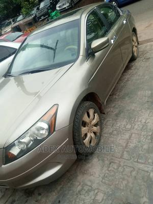 Honda Accord 2009 2.0 I-Vtec Automatic Gold   Cars for sale in Lagos State, Ikeja