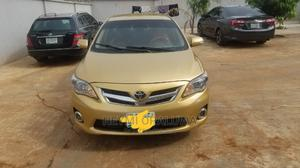Toyota Corolla 2009 Gold | Cars for sale in Abuja (FCT) State, Wuye