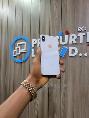 Apple iPhone XS Max 256 GB Silver   Mobile Phones for sale in Lagos State, Agege