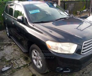Toyota Highlander 2009 V6 Black | Cars for sale in Delta State, Warri