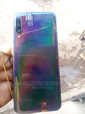 Samsung Galaxy A50 128 GB Blue | Mobile Phones for sale in Oyo State, Ibadan