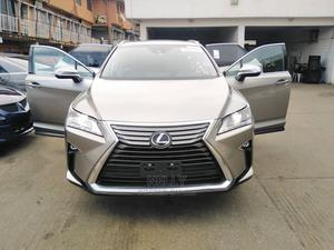 Lexus RX 2017 Gold | Cars for sale in Lagos State, Alimosho