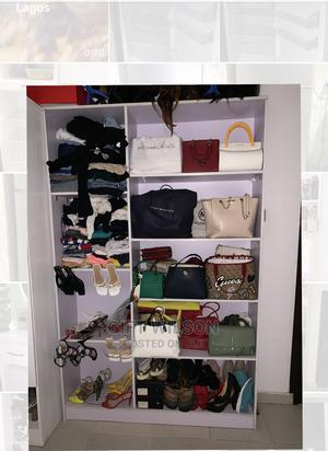 Open Closet for Bags, Shoes and Clothes   Furniture for sale in Lagos State, Lekki
