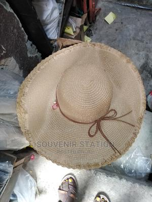 Wide Brim Beach Hat | Clothing Accessories for sale in Lagos State, Gbagada