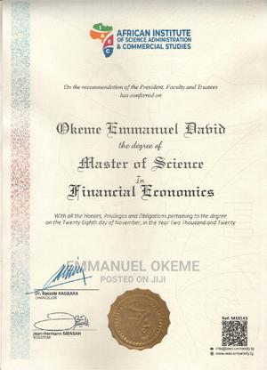 Mathematics, Economics and Accounting Teacher | Child Care & Education Services for sale in Rivers State, Port-Harcourt