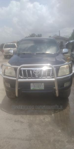 Toyota Land Cruiser Prado 2002 Black | Cars for sale in Rivers State, Port-Harcourt