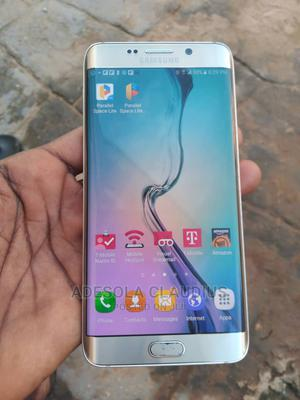Samsung Galaxy S6 Edge Plus 32 GB Gold | Mobile Phones for sale in Ondo State, Akure