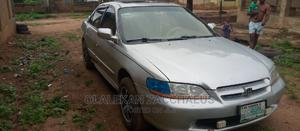 Honda Accord 2002 2.0 SE Silver   Cars for sale in Oyo State, Oyo