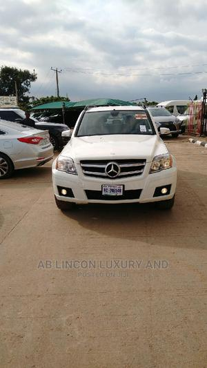 Mercedes-Benz GLK-Class 2010 350 White | Cars for sale in Abuja (FCT) State, Central Business District