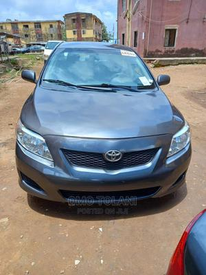 Toyota Corolla 2009 1.8 Advanced Blue   Cars for sale in Lagos State, Isolo