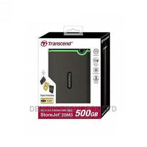 Transcend 500GB External Hard Drive | Computer Hardware for sale in Lagos State, Ikeja