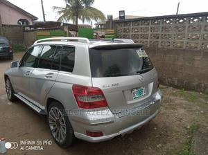 Mercedes-Benz GLK-Class 2010 350 4MATIC Silver | Cars for sale in Ogun State, Abeokuta North