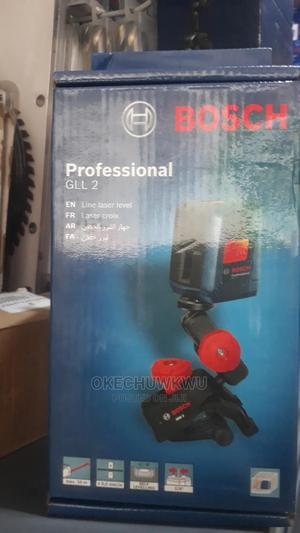 Bosch Gll 2 Line Leaser Level | Measuring & Layout Tools for sale in Lagos State, Lekki